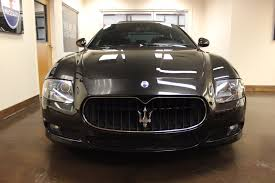 maserati cambiocorsa body kit used 2010 maserati quattroporte stock p3845a ultra luxury car