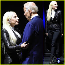 Joe Biden Resume Lady Gaga Performs At U0027it U0027s On Us U0027 Rally With Vp Joe Biden Joe