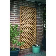Diamond Trellis Panels Garden Trellis U0026 Screenings Fencing Wickes