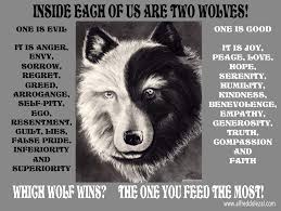 Wolf Meme - which wolf will you feed imgur
