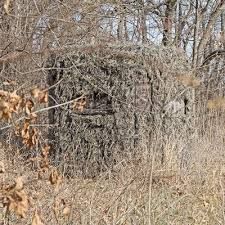 Pop Up Blinds For Sale Redneck 6x6 Ghillie Deluxe Blind Redneck Blinds