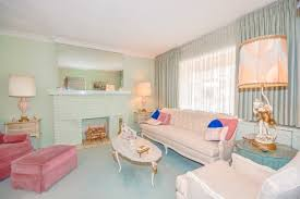 1960s decor toronto home is a 1960s decorating time capsule