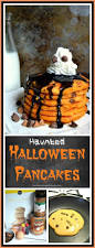Halloween Recipes Snacks Haunted Halloween Pancakes Recipe Pumpkins Cream And Shorts