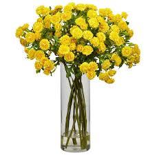 japanese silk flower arrangement free shipping today overstock