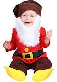Baby Costumes Halloween 0 3 Months Amazon Infant Dwarf Costume 0 3 Months Kitchen U0026 Dining