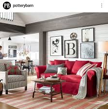 red couch decor living room ideas red couch with grey and white accents living