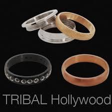 mens stainless steel rings stainless steel rings for men tribal