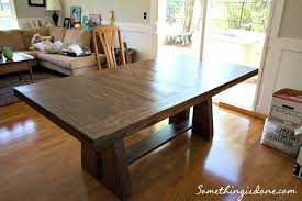 Country Kitchen Table Plans - dining table farmhouse kitchen tables dining table build with