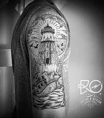 Lighthouse Tattoo Ideas 30 Lighthouse Tattoo Ideas Tattoo Tatoo And Piercings