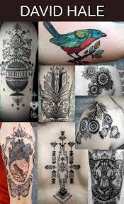 david hale in athens georgia the 13 coolest tattoo artists in