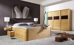 schlafzimmer komplett massivholz schlafzimmermöbel aus massivholz innatura massivholzmöbel