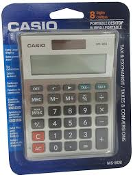 ecran bureau retourn amazon com casio ms 80b standard function desktop calculator
