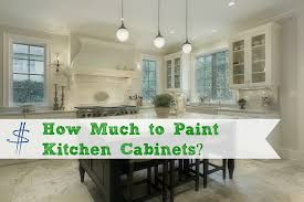price to paint kitchen cabinets how much to paint kitchen cabinets hbe kitchen