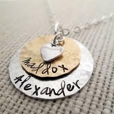 custom charm necklace the top necklace idea