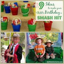 Birthday Decoration Ideas For Kids At Home 9 Tips For Creating A Birthday Party Adventure For Your Child My