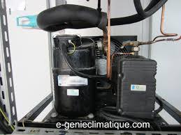 condenseur chambre froide froid01 le circuit frigorifique de base dans une chambre froide