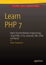 learn php 7 object oriented modular programming html5