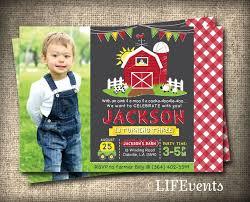 best 25 farm invitations ideas on farm birthday