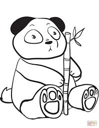 coloring pages elegant coloring pages draw cartoon panda