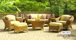 Replacement Cushions For Wicker Patio Furniture Hton Outdoor Furniture Bay Outdoor Replacement Cushion Sets