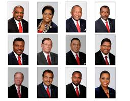 Portfolio Of Cabinet Ministers Minnis Appoints Shadow Cabinet Some Return To Former Portfolios