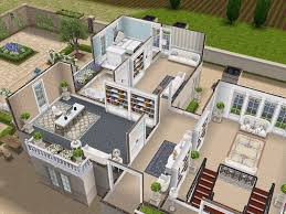 Chateau House Plans House 108 French Chateau Level 2 Sims Simsfreeplay