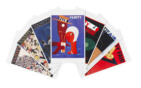 Vanity Fair Prints For Sale Vintage Postcards From Vanity Fair One Hundred Classic Covers