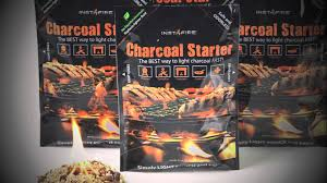 best way to light charcoal instafire charcoal starter 8 pack youtube