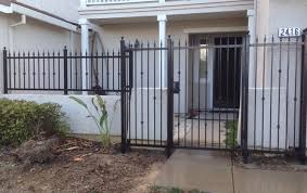 vintage iron of sacramento iron gates railings fence