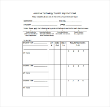 student sign in sheet template sign in sheet template for