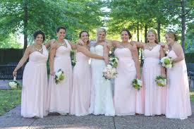 bill levkoff bridesmaid dresses real wedding by s and s bridal