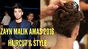 zayn malik 2016 amas haircut u0026 style youtube
