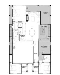 Richmond American Floor Plans Addison Floor Plan At Villas At Montana Vista