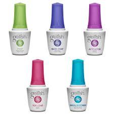 gelish soak off basix acrylic powder nail polish dip manicure set