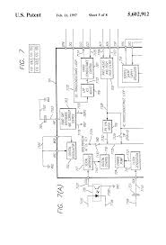 patent us5602912 telephone hybrid circuit google patents drawing