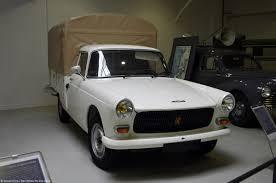 peugeot pickup aventure peugeot museum 404 pickup ran when parked