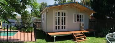 unique backyard cabin for apartment design ideas cutting backyard