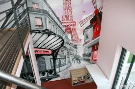 chambre de chambres de filles décoration graffiti deco
