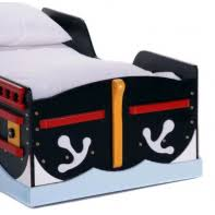 Pirate Ship Toddler Bed Pirate Themed Furniture