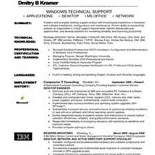 Business Analyst Profile Resume Desktop Support Job Description Resume Free Resume Example And