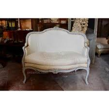 canape louis xv banquette ancienne canapé ancien on proantic 18th century
