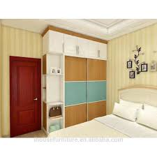 Wardrobe Design Indian Bedroom by Wall Showcase Designs For Living Room Indian Style Wood Almari