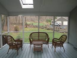 need help with my screened in porch