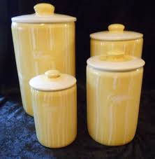 yellow kitchen canister set yellow kitchen canister set coryc me