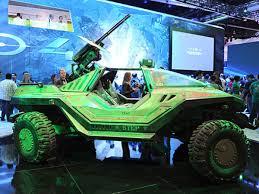 halo 4 warthog halo u201cwarthog u201d fighting vehicle comes to life at e3 freshness mag