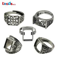 sterling rings wholesale images Buy beadsnice vintage style rings thailand silver jpg