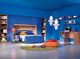 Engaging Blue Wood Glass Entrancing Bedroom Wall Designs For Boys - Blue bedroom ideas for boys