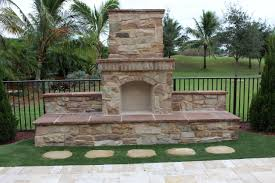 eldorado outdoor fireplace el dorado stone vanier luxury outdoor
