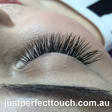 Do Eyelash Extensions Ruin Your Natural Eyelashes Mink Eyelash Extensions This Is The Application Of One Extension