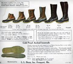 ll bean s boots size 12 the deer l l bean c 1969 a continuous lean